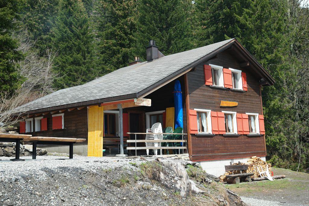 Skihaus - 2.5.2015